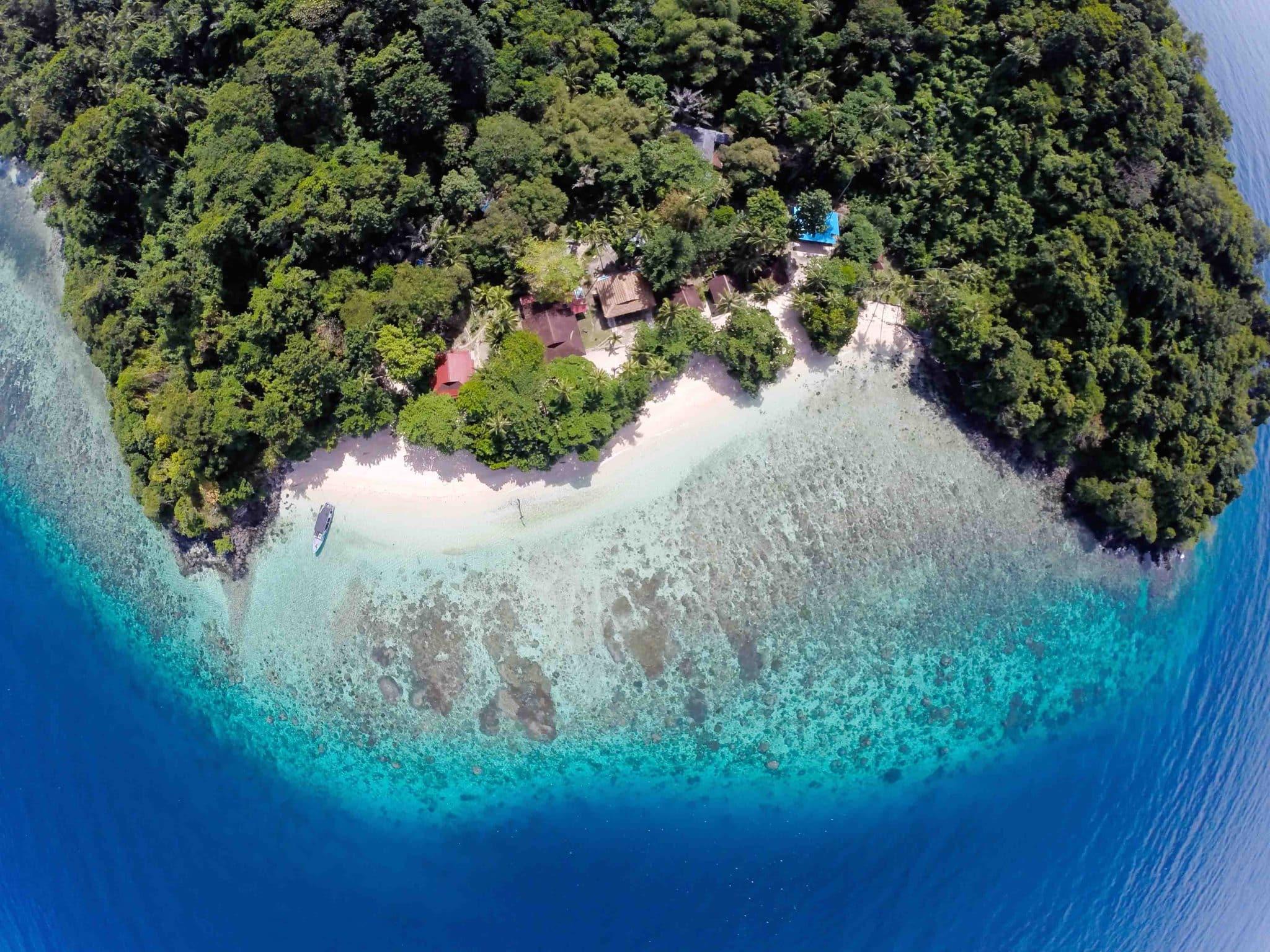 Murex Bangka Island